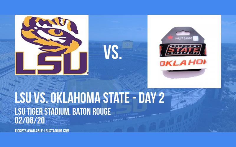 LSU Tiger Classic: LSU vs. Florida A&M & LSU vs. Oklahoma State - Day 2 at LSU Tiger Stadium
