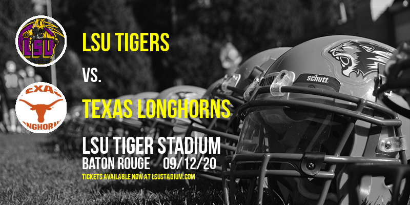 LSU Tigers vs. Texas Longhorns at LSU Tiger Stadium