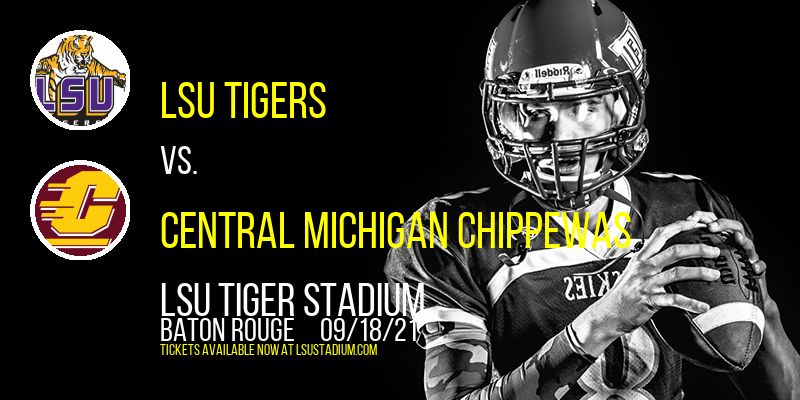 LSU Tigers vs. Central Michigan Chippewas at LSU Tiger Stadium