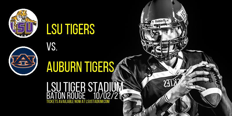 LSU Tigers vs. Auburn Tigers at LSU Tiger Stadium