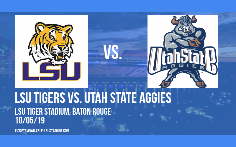 LSU Tigers vs. Utah State Aggies at LSU Tiger Stadium