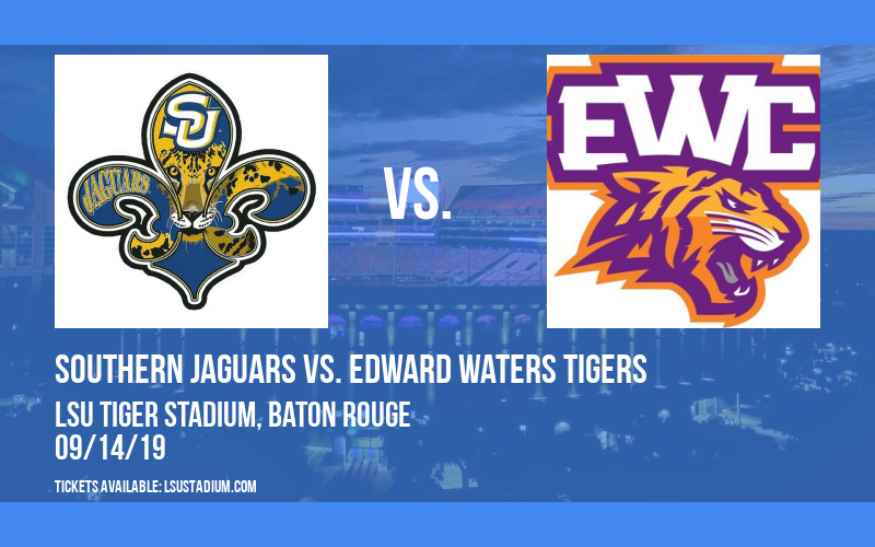Southern Jaguars vs. Edward Waters Tigers at LSU Tiger Stadium
