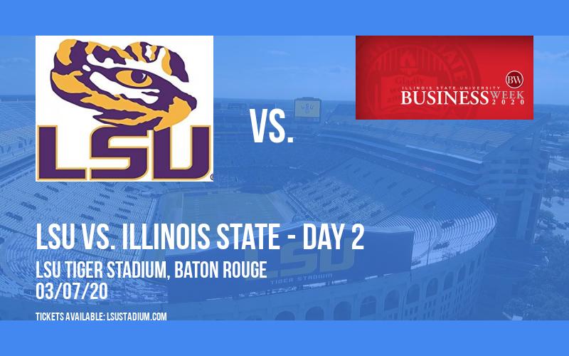 LSU Round Robin Softball: LSU vs. Campbell & LSU vs. Illinois State - Day 2 at LSU Tiger Stadium