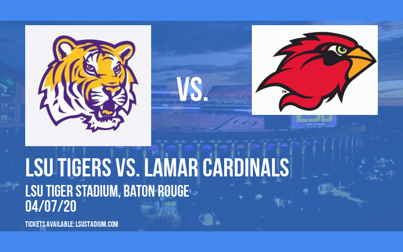 LSU Tigers vs. Lamar Cardinals at LSU Tiger Stadium