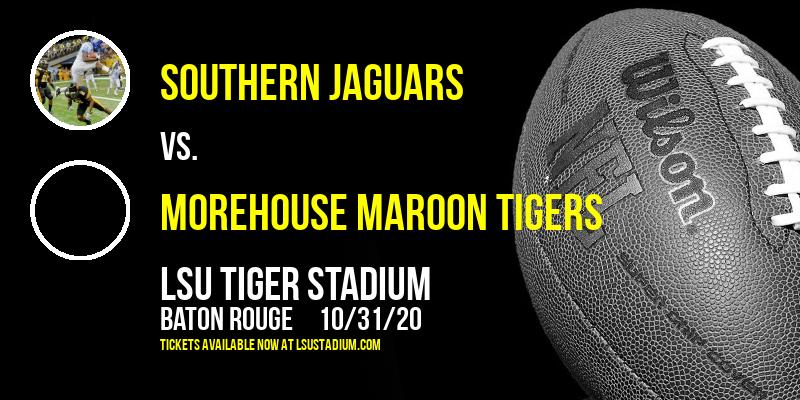 Southern Jaguars vs. Morehouse Maroon Tigers at LSU Tiger Stadium