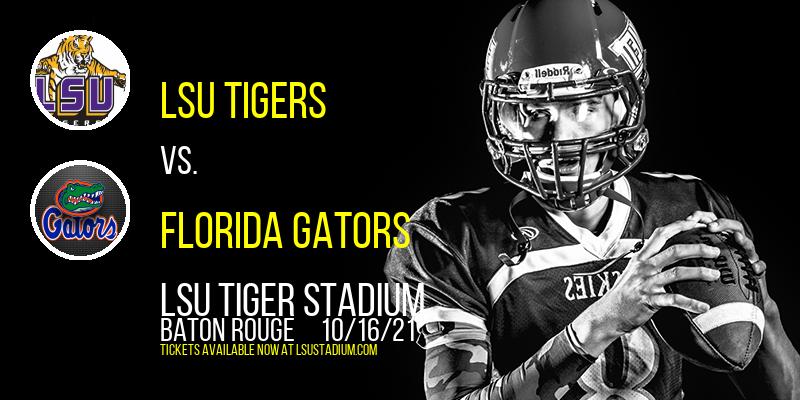 LSU Tigers vs. Florida Gators at LSU Tiger Stadium